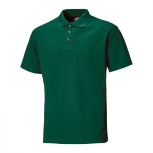 Dickies Polo Shirt - Bottle Green