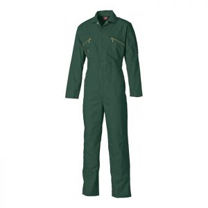 Dickies Redhawk Boilersuit - Lincoln Green
