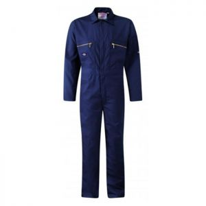 Dickies Redhawk Boilersuit - Navy