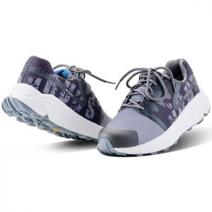 Grubs Discover Walking Trainers - Charcoal/Black