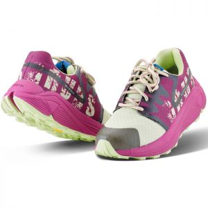 Grubs Women's Discover  Walking Trainers - Fuchia/Mint