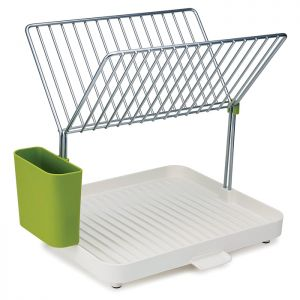 Joseph Joseph Y-Rack Dish drainer - White / Green