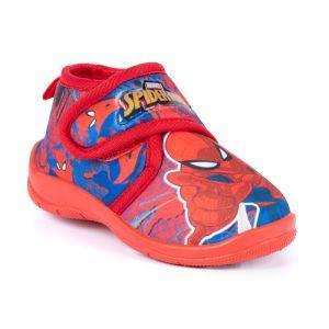 Lunar Children's Spiderman III Slippers - Red