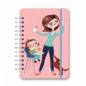 Do It All Mum A5 Diary 2020-2021