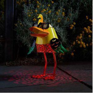 Metal Silhouette Light - Doctor Duck