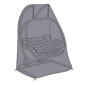Hartman Heritage Double Hanging Egg Chair Protective Cover
