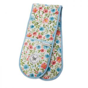Cooksmart Double Oven Glove – Country Floral