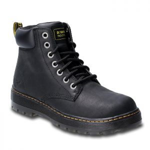 Dr Martens Men's Winch Non-Safety Lace Up Boots – Black