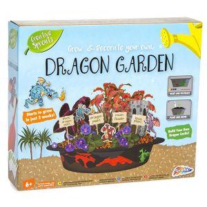 Creative Sprouts Grow Your Own Dragon Garden