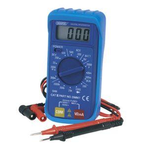 Draper Tools Digital Multimeter