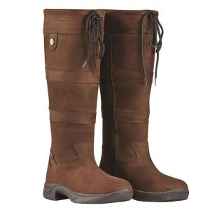 Dublin River Boots III, Wide Fit - Chocolate