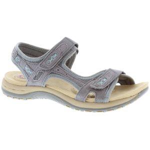 Earth Spirit Women's Frisco Sandal – Grey
