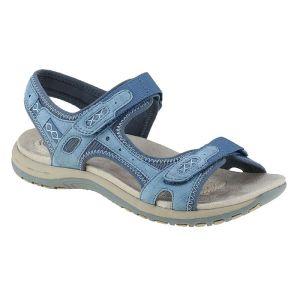 Earth Spirit Women's Frisco Sandal – Moroccan Blue