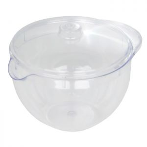 Easy Cook Microwave Jug and Lid, Clear - 1.2 Litre