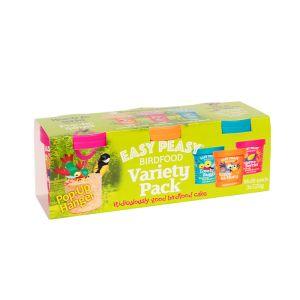 Jacobi Jayne Easy Peasy™ Bird Feed – Pack of 3