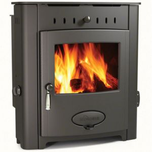 Ecoboiler 12kW HE Inset Multi-Fuel Stove