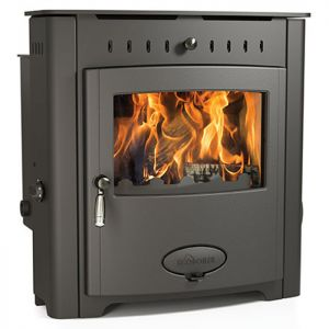 Ecoboiler 16kW HE Inset Multi-Fuel Stove
