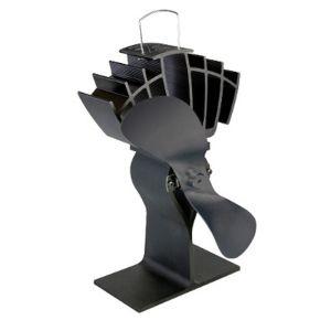 Ecofan UltrAir 810 Wood Stove Fan - Black