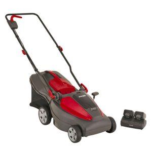 Mountfield Freedom 100 Series Electress 34 Li Cordless Lawn Mower Kit