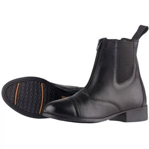 Dublin Elevation Zip Jodhpur Boots II - Black