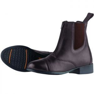 Dublin Elevation Zip Jodhpur Boots II - Brown