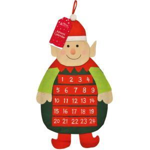 Christmas Elf Advent Calendar