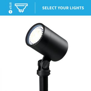 Ellumiere Black Spotlight - Large