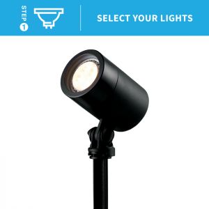 Ellumiere Black Spotlight - Small