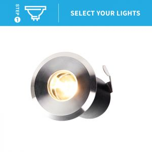 Ellumiere Small Deck Lights - Pack of 4