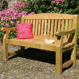 Zest 4 Leisure Emily Garden Bench - 2 Seater