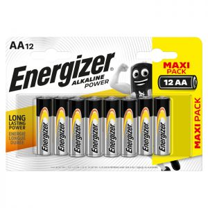 Energizer Battery AA - 12 Pack