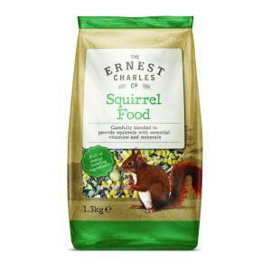 Ernest Charles Squirrel Food - 1.3kg
