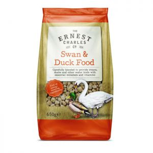 Ernest Charles Swan and Duck Food - 650g