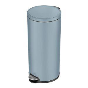 EKO Eva Pedal Bin, 30L - Titanium Blue