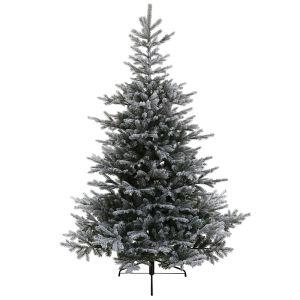 Everlands Snowy Grandis Fir Christmas Tree – 8ft