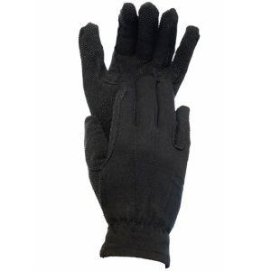 Dublin Everyday Deluxe Track Riding Gloves - Black