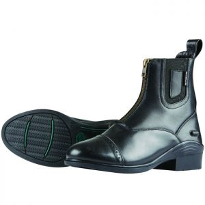 Dublin Evolution Zip Boots - Black