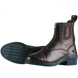 Dublin Evolution Zip Boots - Brown