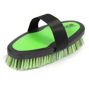 Ezi-Groom Body Wash Brush - Green, Large