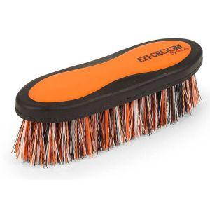 Ezi-Groom Dandy Brush - Orange, Large