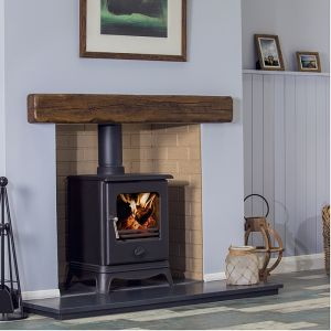 F2 Fires Ellipse 5 5kW Multi-Fuel Stove
