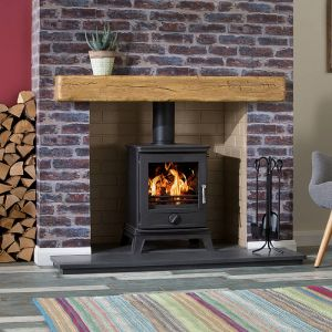F2 Fires Ion 5kW Multi-Fuel Stove