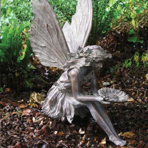 Home & Garden Sitting Fairy Garden Ornament