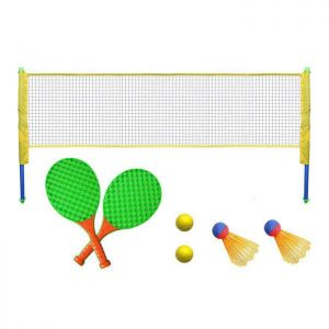 M.Y Royal Court Family Racket & Net Set