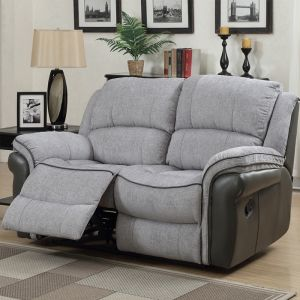Farnham Reclining Sofa - 2 Seater, Fusion Grey