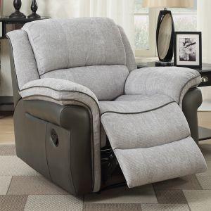 Farnham Reclining Armchair - Fusion Grey