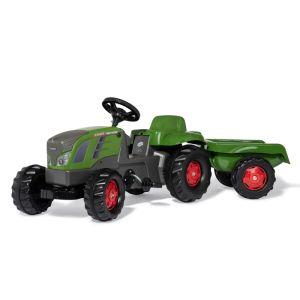 Fendt 516 Vario Rolly Ride-On Tractor & Trailer