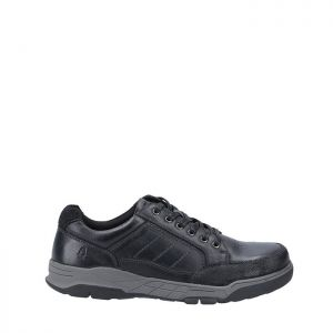 Hush Puppies Men's Finely Shoes – Black