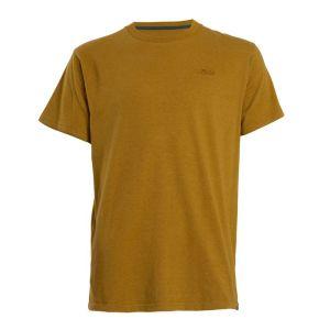 Weird Fish Fished Branded T-Shirt - Beechnut