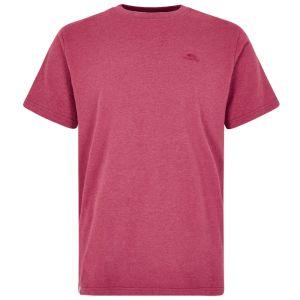 Weird Fish Fished Branded T-Shirt - Malaga Marl